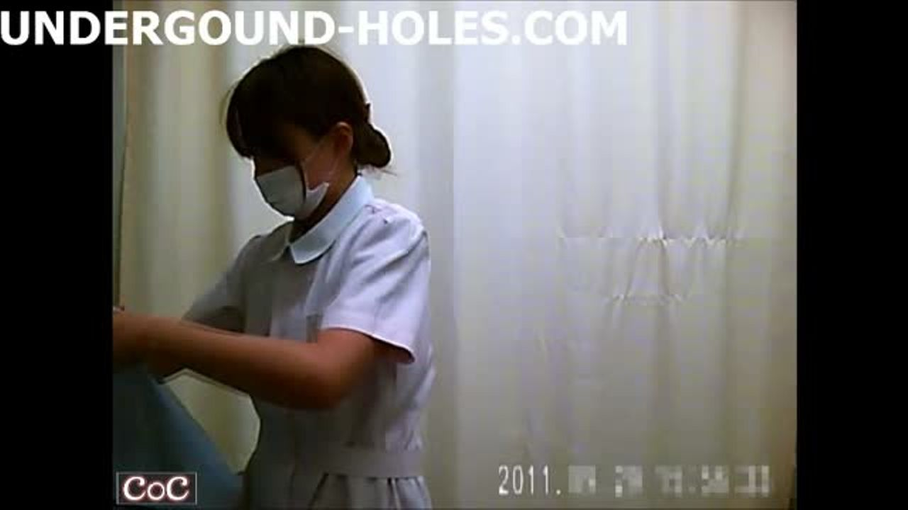 【盗撮動画】何cupあるんだ!女性患者を隠し撮りして逮捕された医師の秘蔵映像に爆乳過ぎる地味子がいたwww