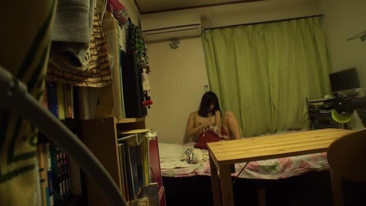[fc2]女性専用シェアハウス隠し撮りオナニー