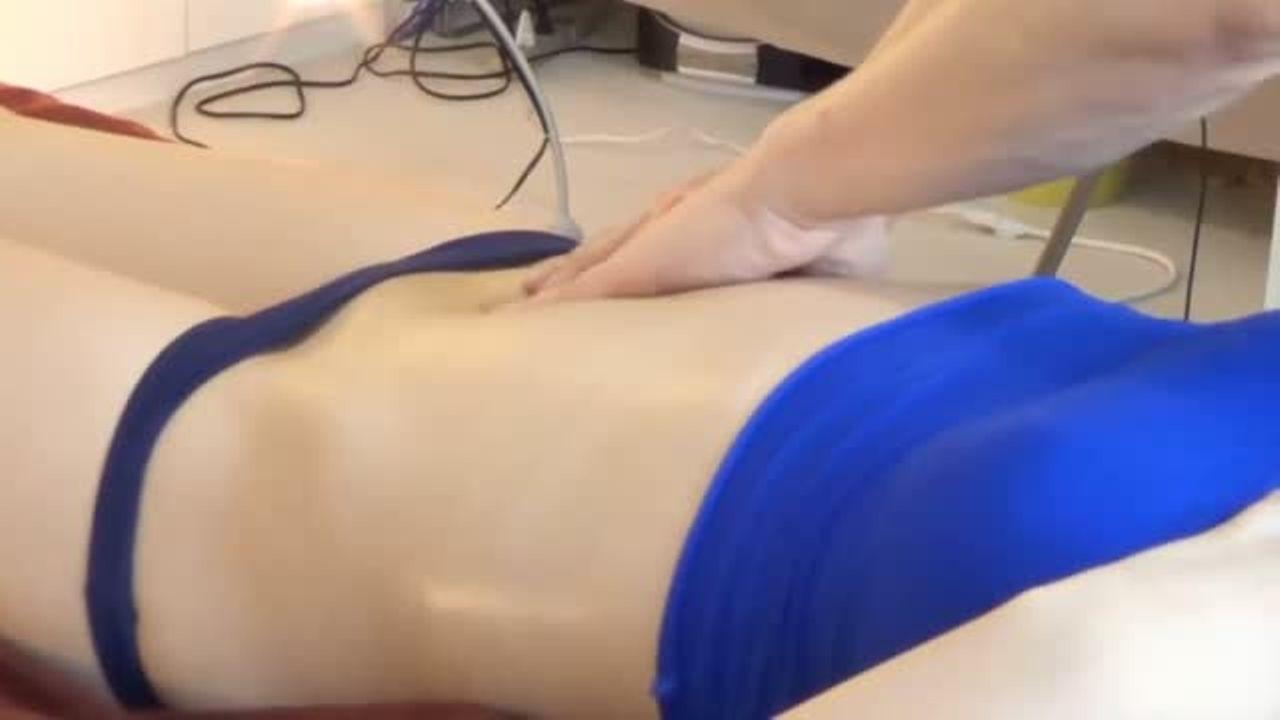 은꼴마사지 - エロ動画