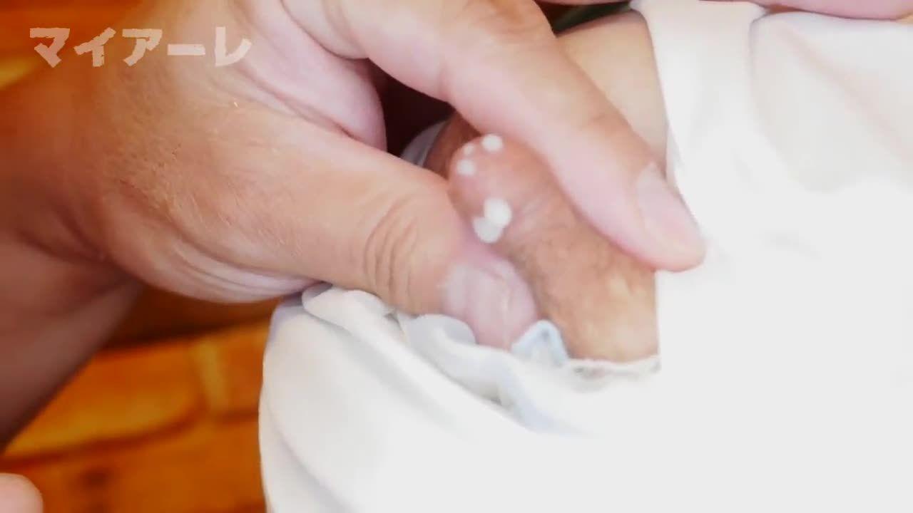 【個人撮影】産後の母乳ママとマジ浮気の生ハメ中出しファック! あきほママ・26才
