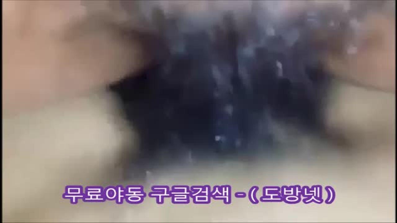 한국야동 - 천국을 맛본그녀 자꾸 이상하다고 소리쳐
