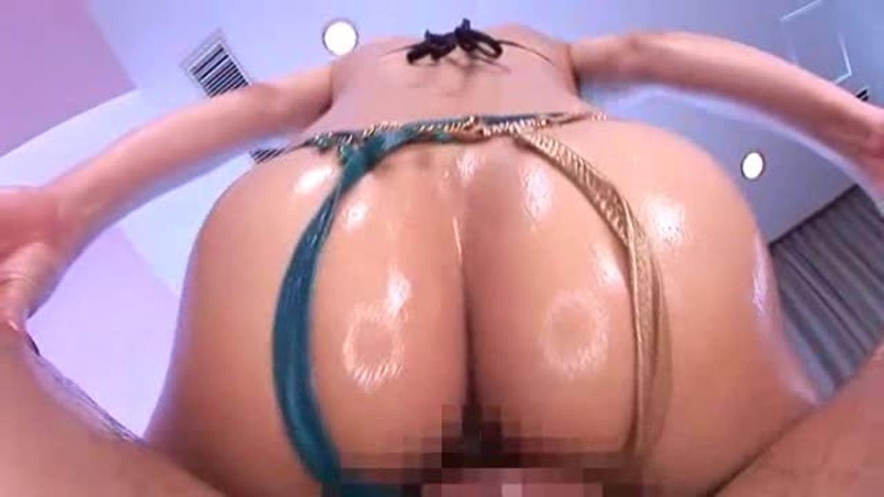 お姉さんのローション無料jyukujyo動画。ショートヘア、ヌルヌルロ...