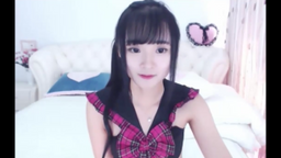 【無料】日本人好みの可愛い韓国ギャルがライブでご開帳!