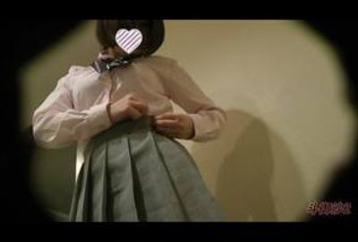 着替え隠撮 警戒心ゼロ⁉アルバイトでコスプレをしてしまう田舎純朴娘☆【極秘密着】全セット
