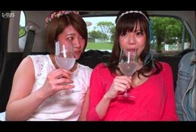 ママ友野外フェス♪ほろ酔い中出しナンパ Vol.02