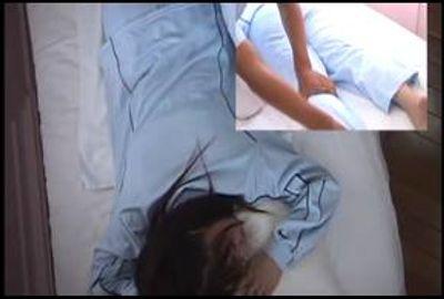 ABA-043-1 強化合宿中の女子●陸上部専属整体師淫行マッサージ●撮 Part 1