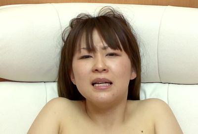 オナニーすけべ顔 「内田礼子」あえぎ顔アングル