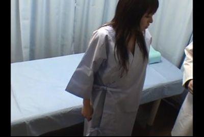 医者、看護師、患者、それぞれが抱える男と女の性事情。隠れてこっそりとハマり合う!淫らな院内不祥事の実態⑨