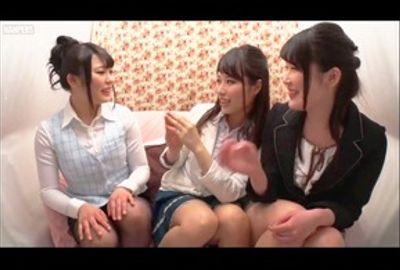 レズナンパ!素人OL同士の初レズ&貝合わせ体験!Vol.02