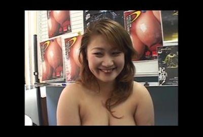 応募M志願 巨乳ひろこ(仮名)
