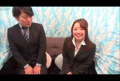 ガチナンパ!シロウト女神OL降臨!ラブラブ性講習!Vol.02