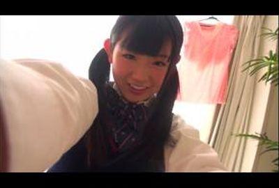 ガチイキ制服娘♥語りかけ自画撮りオナニーSP Vol.21
