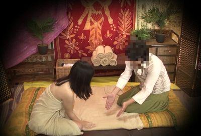 ◆流出映像◆流行りのタイ古式マッサージ店でヤリテのデカチン施術師の誘惑に負けて乱れる人妻の実態!!⑨