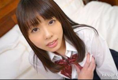 G-AREA「ゆあ」ちゃんは可愛いので制○服コスプレを着て登場してもらった女子大生