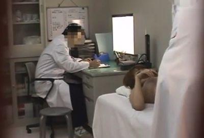 某現役婦人科医が自らのドクハラ行為を数台の隠しカメラで撮影した超貴重映像集part24