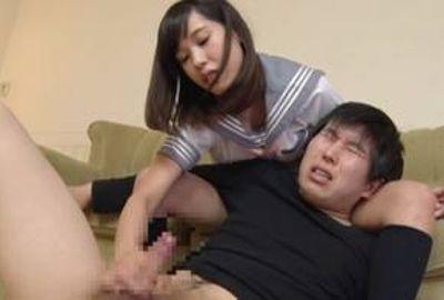 逢沢るるの上から目線手コキ ~ロリ女優に得意技でヌカれた~