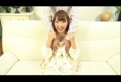 【素人娘】新♥パイ揉みインタビュー Vol.073