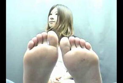 【究極フェチ】★素足の裏にあるフェチな世界★ 3
