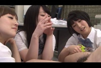 短小・包茎・早漏を馬鹿にする女子校●達 2 NFDM-396