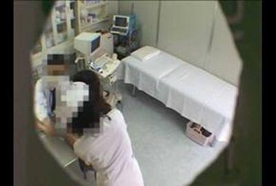 都内某婦人科医師Uのコレクション映像 医師たちのイタズラ診察映像エピソード19