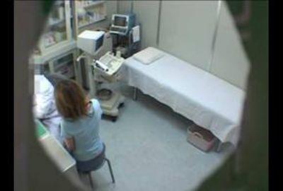 都内某婦人科医師Uのコレクション映像 医師たちのイタズラ診察映像エピソード16