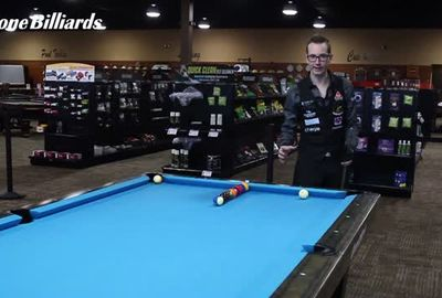 ビリヤード超絶トリックショット; The Coffin Shot | Billiards Trickshot TUTORIAL with Venom!!