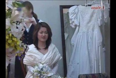 【試着室隠し撮り】結婚式前に狙われた花嫁 PART9