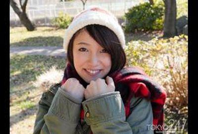 Tokyo247「こころ」ちゃんはショートヘアーが似合う色白美人女子大生