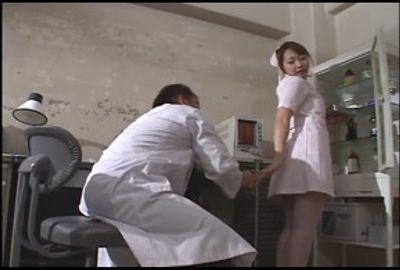 ナース・三浦あかね(27歳)の場合 BDR-150_3