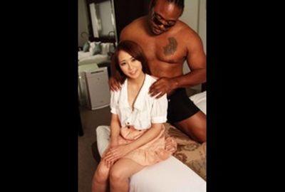 黒人vs人妻 〔HD高画質 67分〕 普通の素人妻 りる