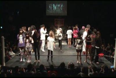 女祭り!キャット番狂わせ 2014 魅せたい6つのキャットファイト 下巻 女子プロレスラーレジェンド「豊田真奈美」ローションの中へ…