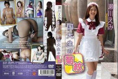 KIDM 386【瀬川えみ】国大生の菊門