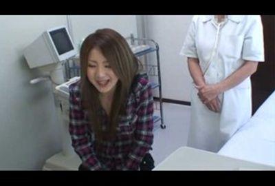 都内某婦人科医師Uのコレクション映像 医師たちのイタズラ診察映像エピソード⑩