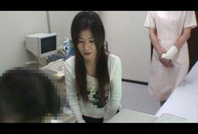 都内某婦人科医師Uのコレクション映像 医師たちのイタズラ診察映像エピソード⑨