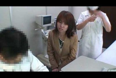 都内某婦人科医師Uのコレクション映像 医師たちのイタズラ診察映像エピソード⑫