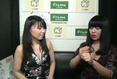 性戯の味方☆水嶋かおりんの、日本で最も役立つ性教育番組#2