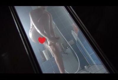 前妻は今どこに、シャワー中を隠し撮り