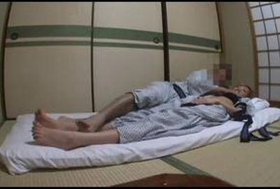 閑静な旅館での不倫セックス…旅の記録 Part 4