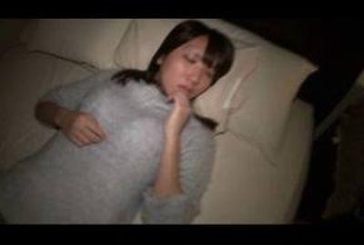 夜這い [七] 寝ている女性に悪戯─。
