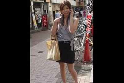 セクシーな奥さんを探して街を練り歩きました・・・
