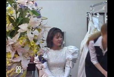 【試着室隠し撮り】結婚式前に狙われた花嫁 PART5
