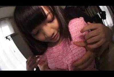 華奢でサラサラロングヘアーの清楚系美少女なのに初めてのAV撮影で妊娠懇願の悶絶交尾 椎奈さら PART 1