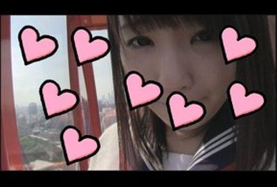 【素人動画】ロリ顔な女の子と遊園地露出デート【個撮】