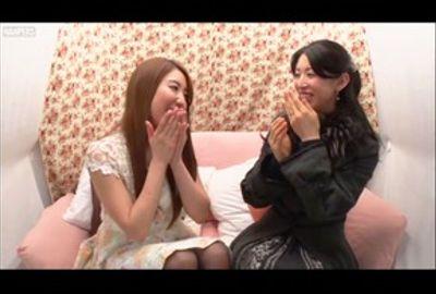 人妻さんの初レズ!素人熟女イキまくり体験!Vol.02