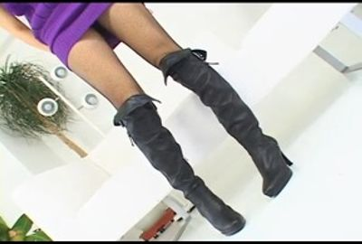 DELICIOUS BOOTS SEX:HINA