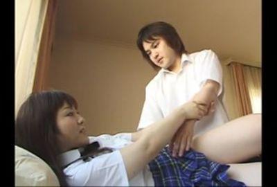 おっぱい女子●生とクラスメイト 2 Part 1 MIXD-038J-1