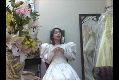 【試着室隠し撮り】結婚式前に狙われた花嫁 PART2