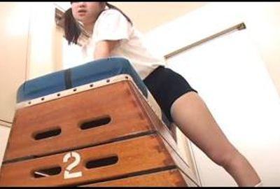 SNS-194 ブルマ女子○生限定 体育倉庫オナニー①