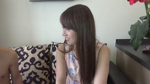 【個人撮影】あすか27歳 清楚系スレンダー美乳の可憐な若妻